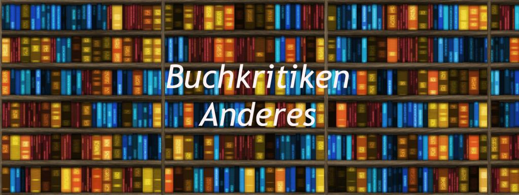 Banner Buchkritiken Anderes
